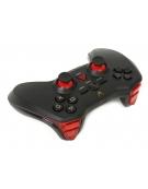 OMEGA GAMEPAD SIEGE 3 ΣΕ 1 PS3/PS2/PC BLACK ΑΣΥΡΜΑΤΟ [42402]