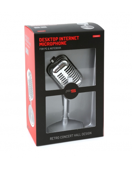FREESTYLE INTERNET CHAT CONCERT-HALL MICROPHONE FHM203