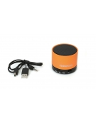 OMEGA ΗΧΕΙΟ OG47O ALU BLUETOOTH V3.0 ORANGE [42645]