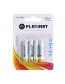 PLATINET ΑΛΚΑΛΙΚΗ ΜΠΑΤΑΡΙΑ LR03(AAA) 4P