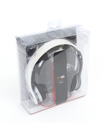 FREESTYLE HI-FI STEREO HEADPHONES FH4007 ΜΙΚΡΟΦΩΝΟ AUDIOBEAT ΛΕΥΚΟ [41866]