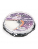 FREESTYLE BD-R BLU-RAY 25GB 6X PRINT FF CAKE*10 [40877]