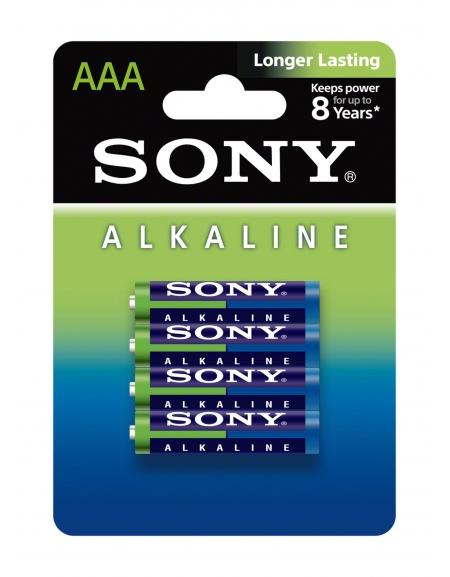 SONY ΑΛΚΑΛΙΚΗ ΜΠΑΤΑΡΙΑ LR03/AAA