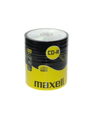 MAXELL CD-R 700MB 52X SP100 ΤΕΜΑΧΙΑ