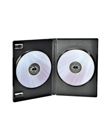 Κουτί DVD διπλό μαύρο K7