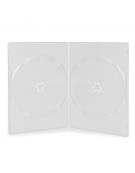 Κουτί DVD διπλό διάφανο K7