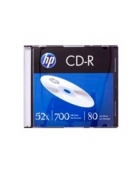 HP CD-R80 SLIM CASE