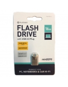 PLATINET PENDRIVE USB 2.0 Mini-Depo 16GB METAL 16GB [43969]