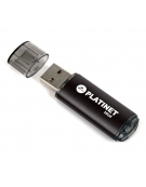 PLATINET PENDRIVE USB 2.0 X-Depo 16GB BLACK [40944]