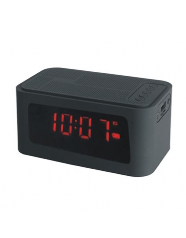 PLATINET SPEAKERS PMGC5B BLUETOOTH + CLOCK, FM 5W [43977]