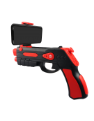 OMEGA REMOTE AUGMENTED REALITY GUN BLASTER BLACK+RED [44098]