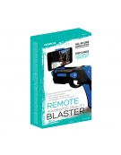 OMEGA REMOTE AUGMENTED REALITY GUN BLASTER BLACK+ BLUE [44350]