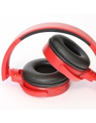 FREESTYLE HEADSET BLUETOOTH FH0917 RED [44388]