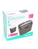 OMEGA SHREDDER FOR PAPER 5/2,9 7MM