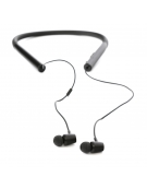 PLATINET IN-EAR BLUETOOTH V4.2 + microSD EARPHONES HOOP + MIC PM1073 BLACK [44476]