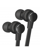 PLATINET IN-EAR BLUETOOTH V4.2 + microSD EARPHONES HOOP + MIC ΜΑΥΡΟ [44477]