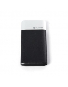 PLATINET POWER BANK LEATHER 5000mAh 2A polymer BLACK