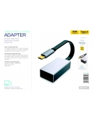 PLATINET MULTIMEDIA ADAPTER TYP C to HDMI 4K 30Hz