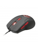 VARR GAMING SET MOUSE 1000 - 3200DPI + MOUSEPAD 295 X 210 X 2mm