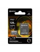 PLATINET microSDXC  SECURE DIGITAL + ADAPTER SD 128GB class10 UIII A1 90MB/
