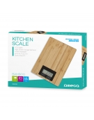 OMEGA KITCHEN BAMBOO WITH DISPLAY