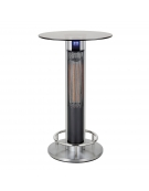 PLATINET TABLE HEATER REMOTE CONTROLLER 110CM 800W/1600W IP55