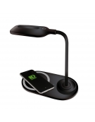 PLATINET DESK LAMP WIRELESS CHARGER 5W BLACK