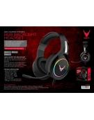 VARR GAMING RGB HEADSET HI-FI STEREO MIC VH6060 BLACK