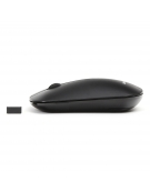 MOUSE OMEGA OM0410 WIRELESS 2,4GHz 800-1200-1600dpi BLACK