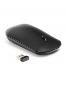 MOUSE OMEGA OM0411 WIRELESS 2.4GHz 1000DPI BLACK