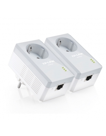 TP-LINK Powerline V3 AV500 Passthrough Starter Kit
