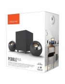 Creative Pebble Plus 2.1 USB Black