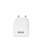 Maxlife wall charger MXTC-01 USB Fast Charge 2.1A + Micro USB cable white