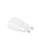 Maxlife wall charger MXTC-01 USB Fast Charge 2.1A + Type-C cable white