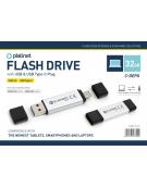 PLATINET PENDRIVE USB 3.0 Type-C 32GB