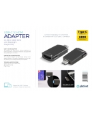 PLATINET MULTIMEDIA ADAPTER Type-C to HDMI 4K 30Hz