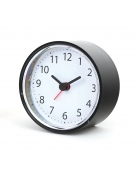 PLATINET CLOCK ALARM CLOCK SUNDAY/BLACK