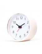 PLATINET CLOCK ALARM CLOCK SUNDAY/WHITE
