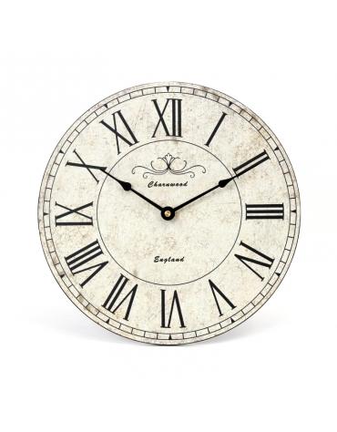 PLATINET CLOCK/WALL CLOCK DECEMBER
