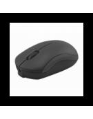 MOUSE OMEGA OM-07 3D OPTICAL 1000DPI VALUE LINE V2 BLACK [40495]