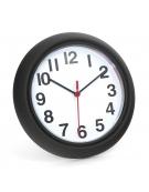 PLATINET CLOCK WALL CLOCK SUNDAY/ BLACK