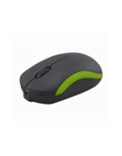 MOUSE OMEGA OM-07 3D OPTICAL 1000DPI VALUE LINE V2 GREEN [43183]