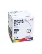 PLATINET DESK LAMP 6W + NIGHT LAMP COMPACT SIZE