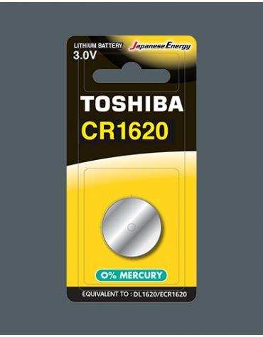 TOSHIBA CR1620