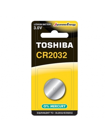 TOSHIBA CR2032