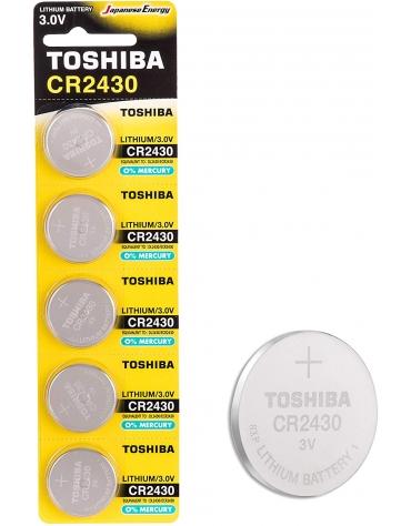 TOSHIBA CR2430