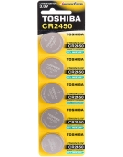 TOSHIBA CR2450
