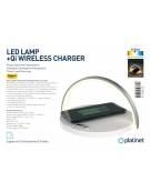 PLATINET LED LAMP WIRELESS CHARGER 10W