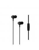 XO Wired earphones S6 jack 3,5mm black