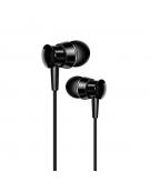 XO Wired earphones S25 jack 3,5mm black